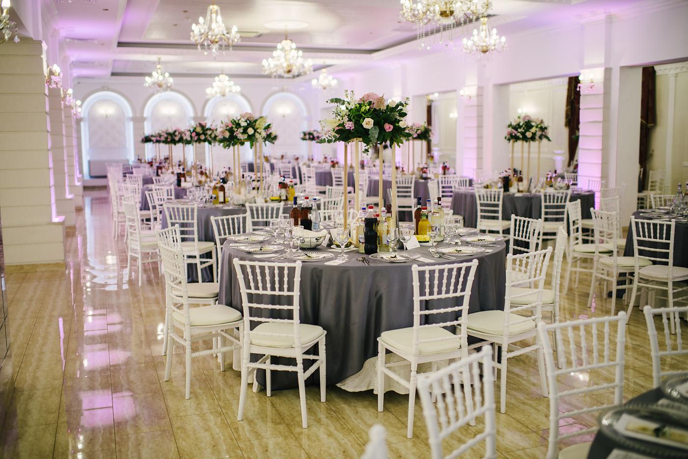 Nunta Tecuci Andra Ballroom